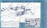 Birmingham's civil rights churches.