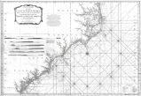 A new chart of the coast of North America from Cuurituck Inlet to Savannah River : comprehending...