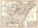 A new map of ye north parts of America claimed by France under ye names of Louisiana, Mississipi...