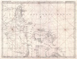 Pais cedeś, sheet IId, containing the Peninsula & Gulf of Florida, with the Bahama Islands
