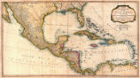 A new and complete map of the West Indies : comprehending all the coasts and islands known by that...