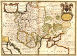 A new map of present Poland, Hungary, Walachia, Moldavia, little Tartary &c, shewing their...