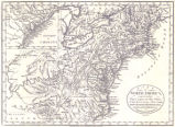 Part of North America : comprehending the course of Ohio, New England, New York, New Jersey,...