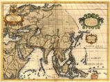 A new map of present Asia : dedicated to his highness William Duke of Gloucester.
