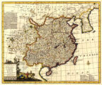 A new & accurate map of China : drawn from surveys made by the Jesuit missionaries, by order...