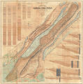 Map of the Cahaba coal field and adjacent regions / constructed from notes of numerous geological...