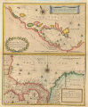 Draft of the Golden & adjacent islands with part of ye Isthmus of Darien as it was taken by...