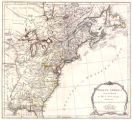 North America from the French of Mr. d'Anville improved with the English surveys made since the...