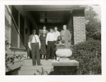 Rogers Family at 1016 Cotton Ave
