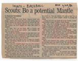 Scouts: Bo a potential Mantle