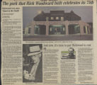 The park that Rick Woodward built celebrates its 75th