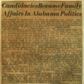 Candidacies become family affairs in Alabama politics