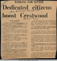 Dedicated citizens boost Crestwood