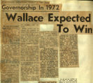 Wallace expected to win