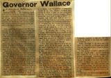 Governor Wallace
