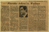 Florida Askew vs Wallace