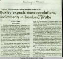 Baxley expects more revelations, indictments in bombing probe
