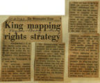 King mapping rights strategy