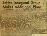 Jeffco inaugural group makes additional plans