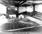 Sixteenth Street Baptist Church interior view