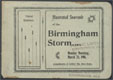 Illustrated Souvenir of the Birmingham Storm, Monday Morning, March 25, 1901, Third editionl.