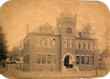 Avondale School in 1890