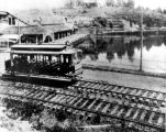 Lakeview trolley