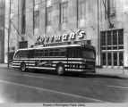 Loveman's Department Store and bus