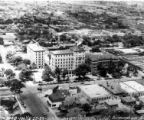 Aerial view of Hillman Hospital