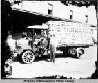 Alabama Grocery Company delivery truck