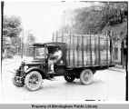 Alabama Barrel Company, Inc., Delivery Truck