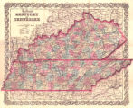 Colton's Kentucky and Tennessee
