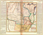 Geographical, Statistical, and Historical Map of Arkansas Territory