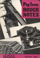 Pig iron rough notes. 1943 heat no. 91 (Winter)