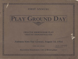 Play ground day: greater Birmingham play ground demonstration
